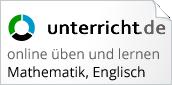 unterricht.de - online Mathematik und Englisch lernen